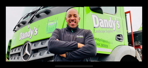 Dandy's Delivery driver