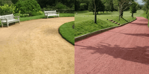 Simon Hughes How To Lay A Self Binding Gravel Path What Is