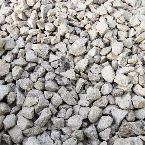 Image of White/Grey Limestone Gravel Chippings