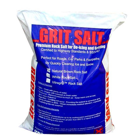 Add-on Rock Salt 25kg Bag for only £4.99 | Dandys