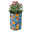 Decorative Barrel Planter