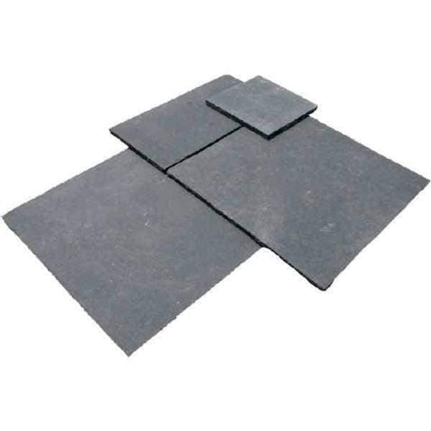 Black Limestone Natural Stone Paving | Dandys