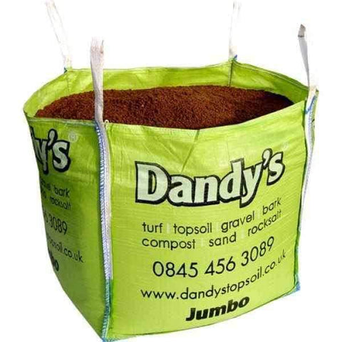 Brown Rock Salt Bulk Bag | Dandys
