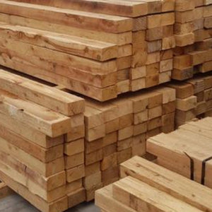 Click & Collect Sawn Timber Posts | Dandys
