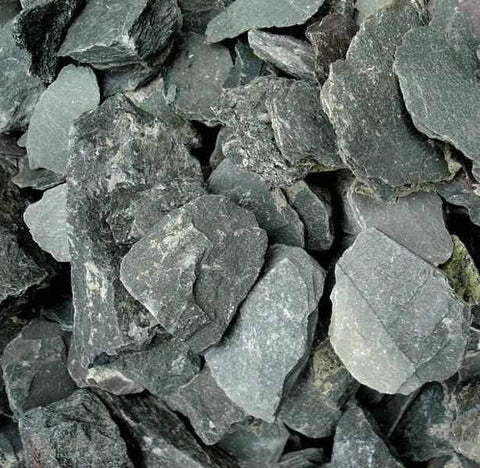 Welsh Crushed Green Slate | Dandys