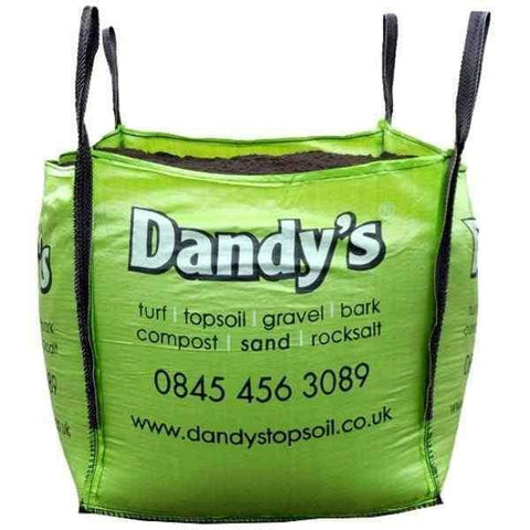 Image of Dandy's Lawnmix® Topsoil for Garden Lawns | Dandys
