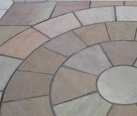 Image of Fernlea Sandstone Classic Circle | Dandys