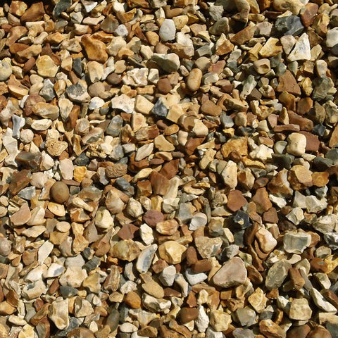 Golden Gravel Chippings | Dandys