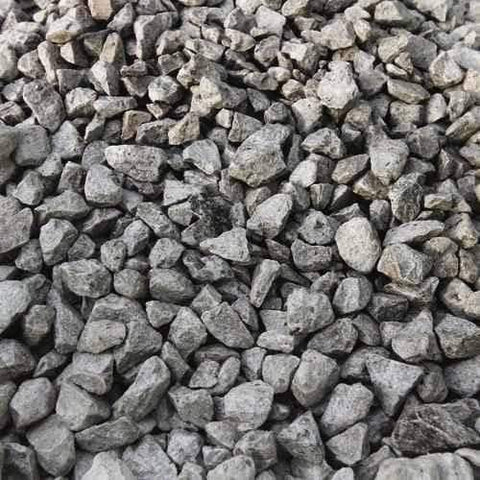 Grey Limestone Gravel Chippings | Dandys