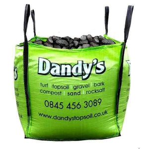 Group A Traditional House Coal Bulk Bag | Dandys