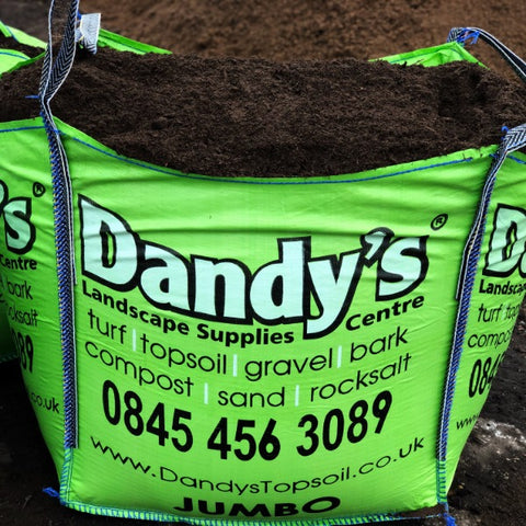 Image of Dandy's VegeGrow® Topsoil for vegetables