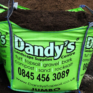 Dandy's VegeGrow® Topsoil for vegetables