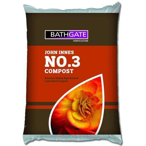 Image of John Innes no.3 Compost - 25ltr small bags | Dandys
