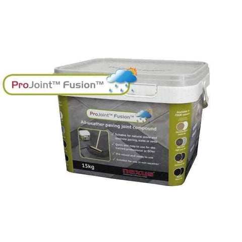 Image of ProJoint Fusion - 15kg tub - All weather paving joint compound | Dandys