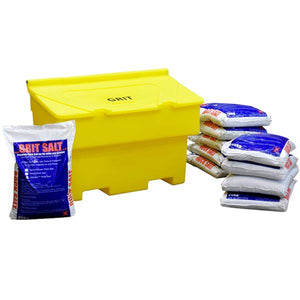 Rock Salt and Grit Bin Packs | Dandys