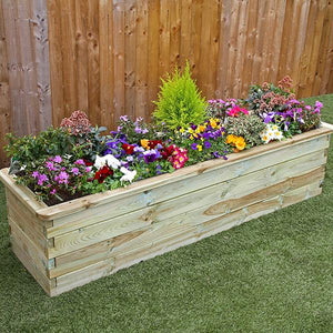 Sleeper Raised Bed | Dandys
