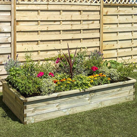 Image of Sleeper Raised Bed | Dandys