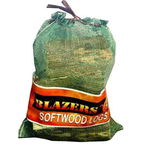 Image of Softwood Kiln Dried Logs Nets | Dandys