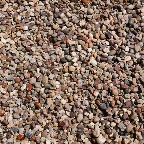 Staffordshire Pink Gravel | Dandys