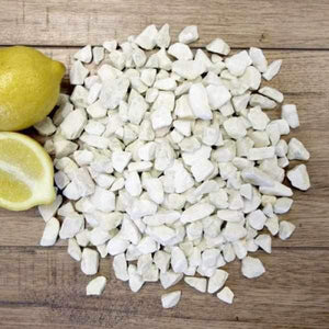 White Marble Chippings Bulk Bag | Dandys
