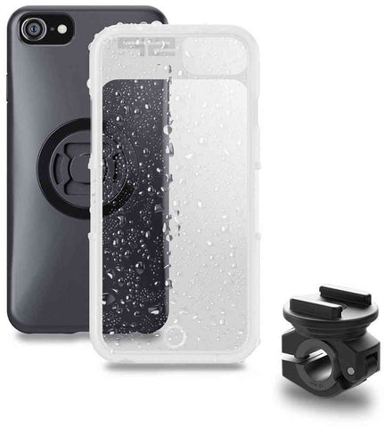 SP CONNECT KIT CASE IPHONE 8/7/6S/6 + RECTROVISOR MOUNT - MOTA