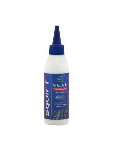 SQUIRT SEALANT PNEU COM BEADBLOCK® 150ML