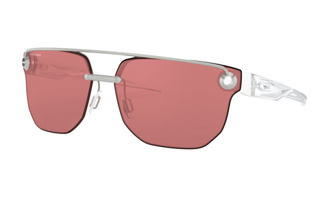 OCULOS CHRYSTL SATIN CHROME W/PRIZM BERRY