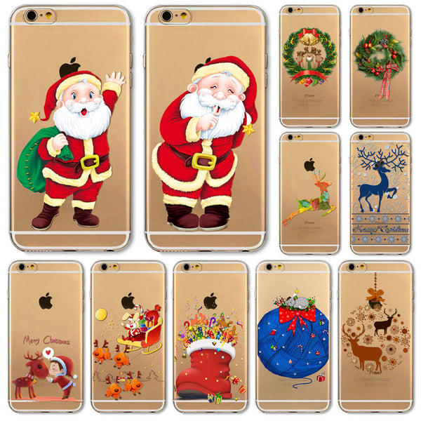 Christmas Phone Cover Case For iPhone 6 6S OFFER