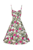 COLLECTIF MAINLINE FAIRY TROPICAL HIBISCUS DOLL DRESS