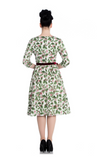 Christmas Hell Bunny Holly Berry 50s Repro Dress