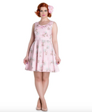 Hell Bunny Deery Me 50s Skater Dress