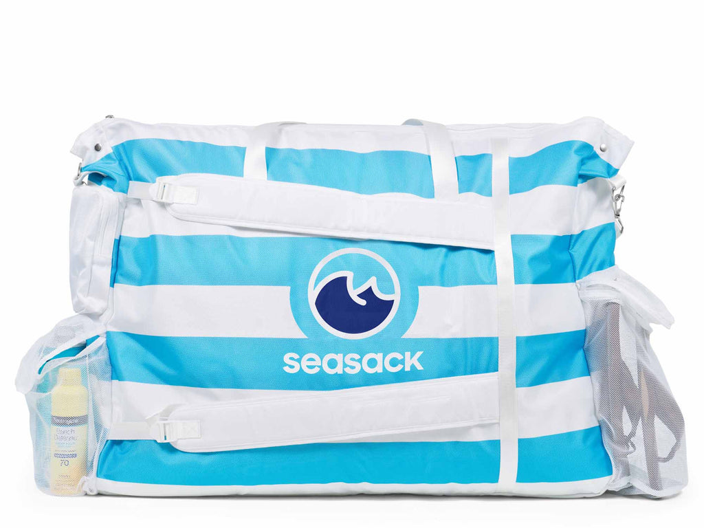 SeaSack: The Most Useful Beach Bag Ever Made
