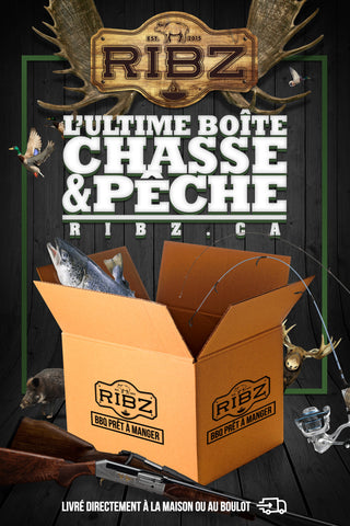 L'ultime boîte chasse et pêche RIBZ.ca