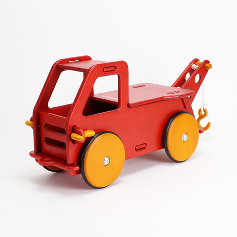 Red Baby Truck