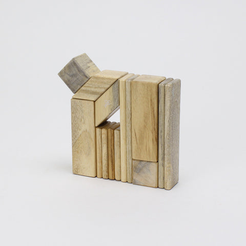 Natural Magnetic Blocks (14pcs)