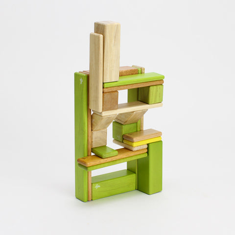 Jungle Magnetic Blocks (24pcs)