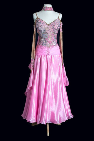 Dore Pink Standard Gown