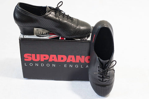 Supadance Black Practice Shoes - Used