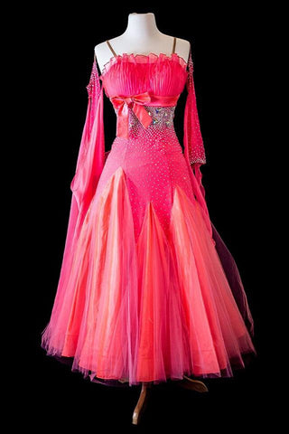 Marabo Pink Gown