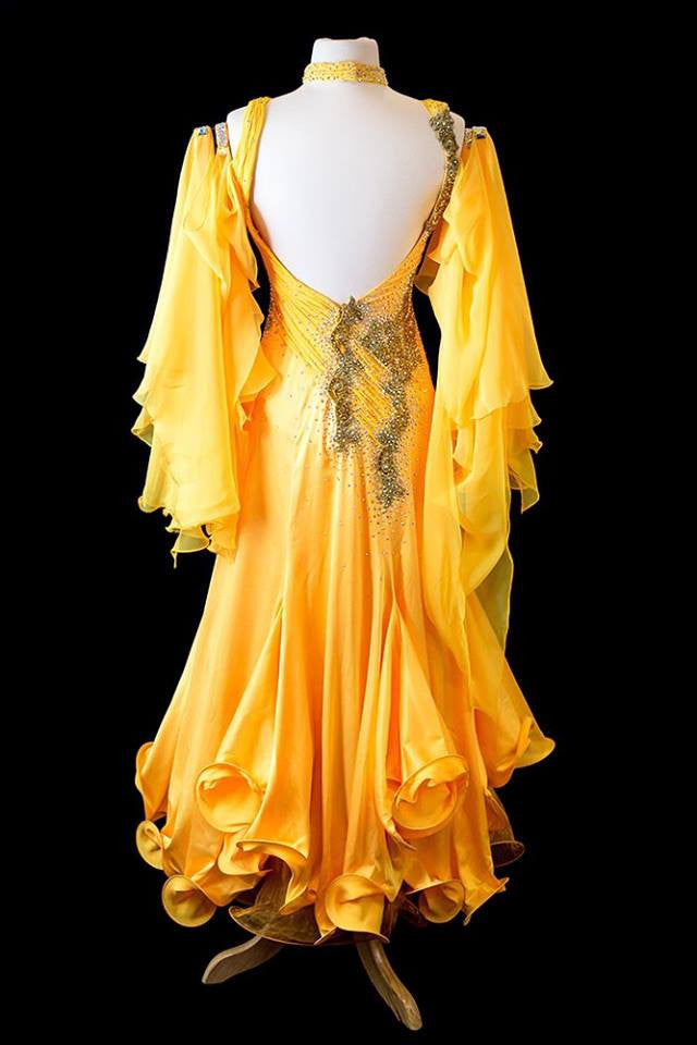 RS Atelier Yellow Gown