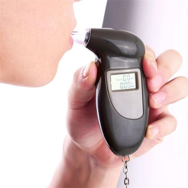 Handheld Digital Alcohol Breathalyzer Test-TrendUp Clothing