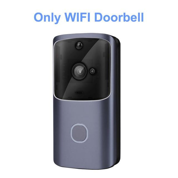 Smart Home Wireless WIFI Doorbell Security Camera 720P HD-TrendUp Clothing