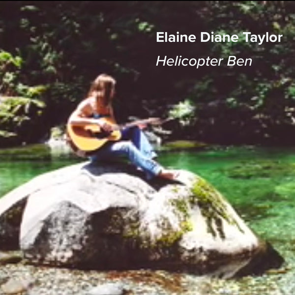 Helicopter Ben - single