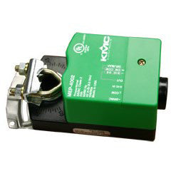Actuator: Proportional, Non-Failsafe, 24VAC, 40 in-lbs, Aux Switch