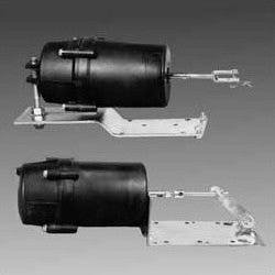 "Actuator: 4""x4"", 8-13 PSI, Post Mount, Clevis"