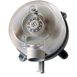 Sensor: Differential Pressure Switch, Barbed, 0.08-1.20-Inch Adjustable