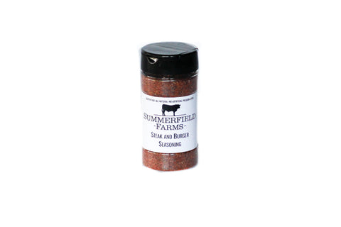 Steak & Burger Seasoning