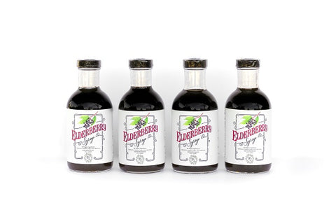 Elderberry Syrup - 16oz. [4 PACK]