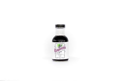 Elderberry Syrup - 8oz.