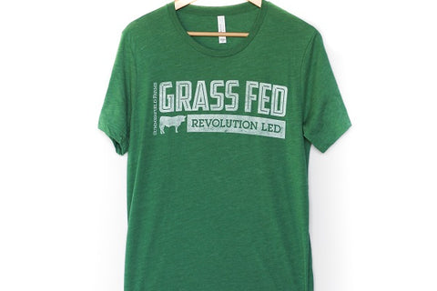 Green Grass-Fed Tee